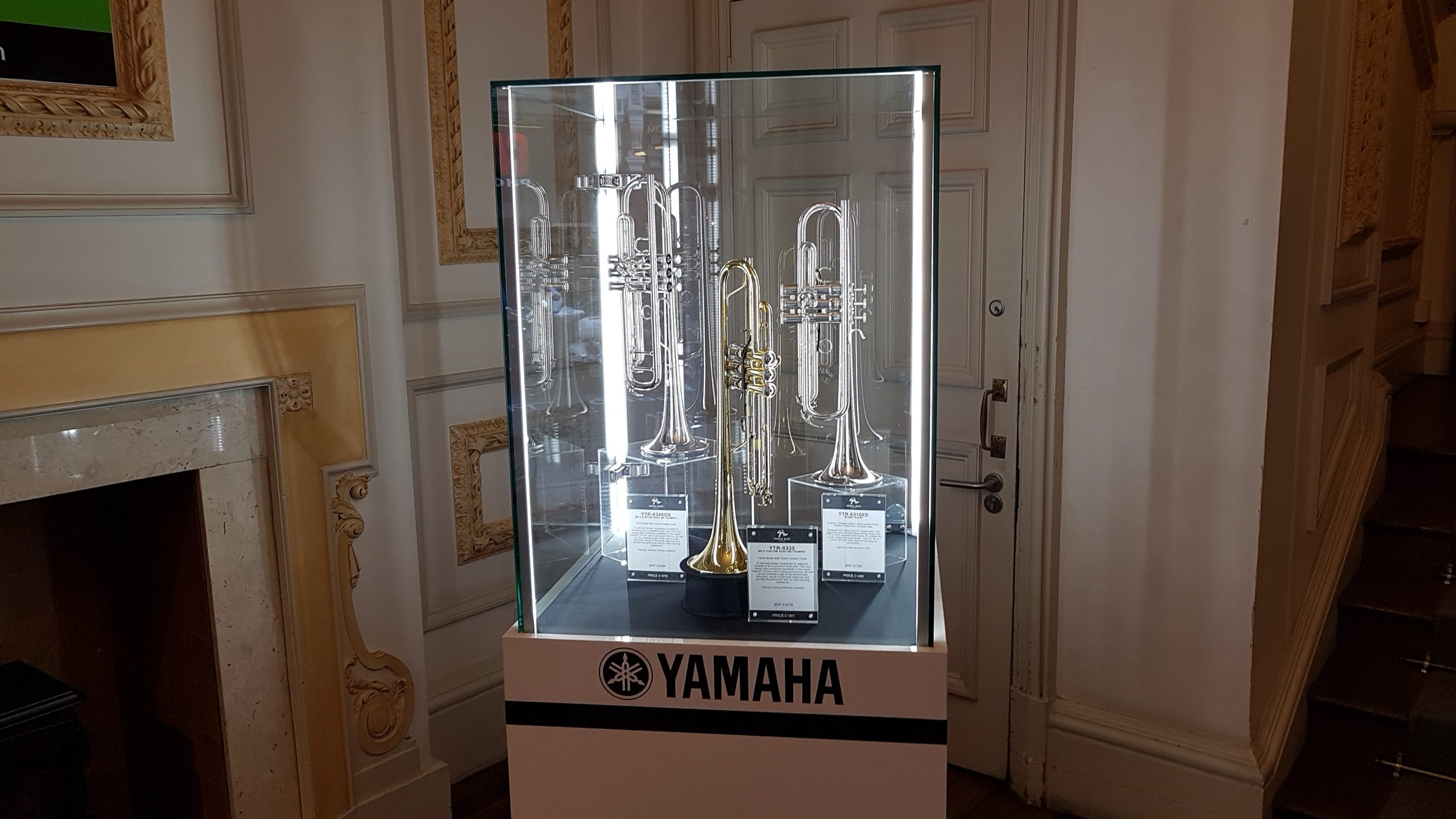 Yamaha London