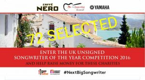 Songwriting Contest